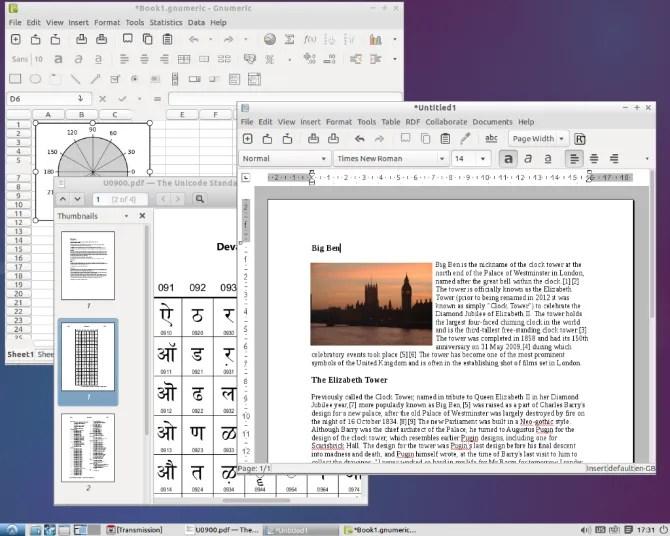 L'ambiente desktop LXDE