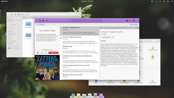 Pantheon Linux для рабочего стола