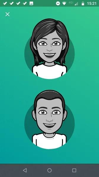 bitmoji new avatar 1 335x596 - What Is Bitmoji and How Can You Make Your Own?