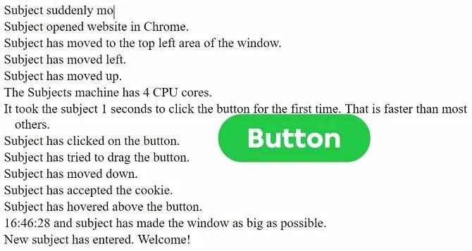 10 tipi di dati che il tuo browser sta raccogliendo al momento