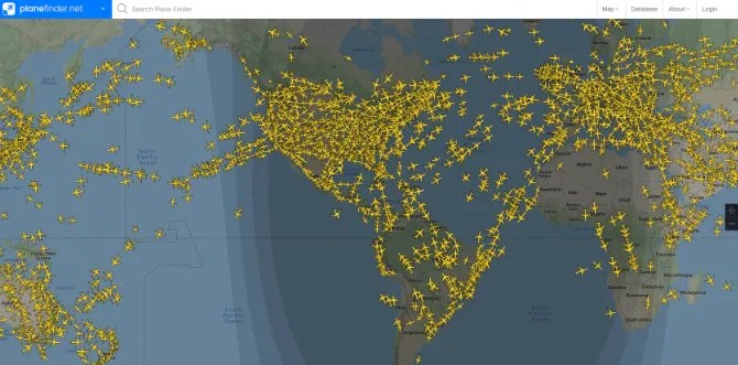 Planefinder.net