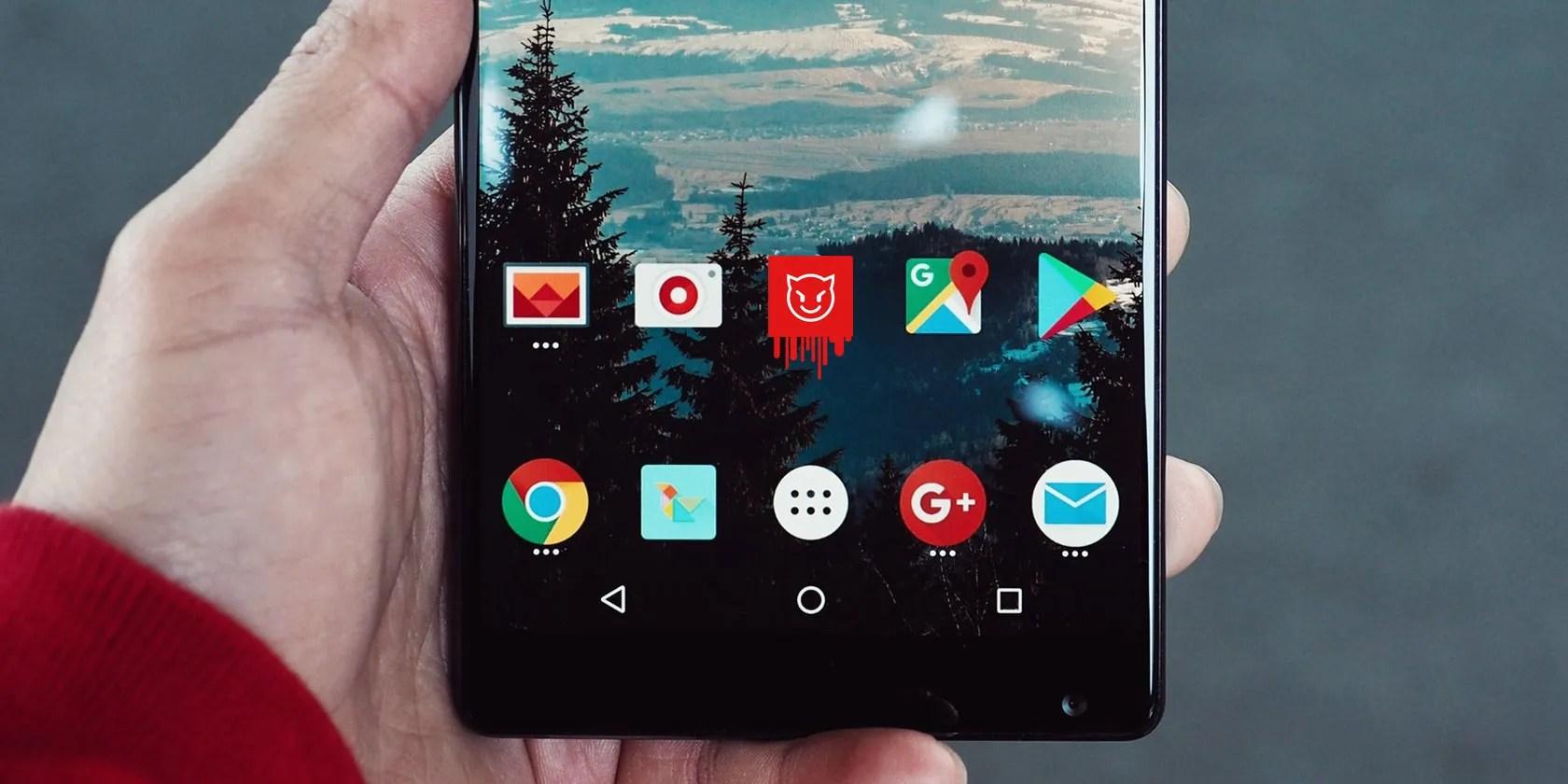 preinstallato-malware Android