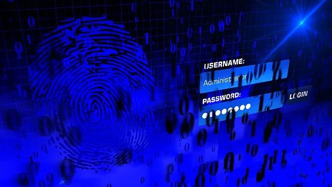 aggiornare le password