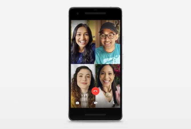 Come effettuare videochiamate di gruppo con Whatsapp