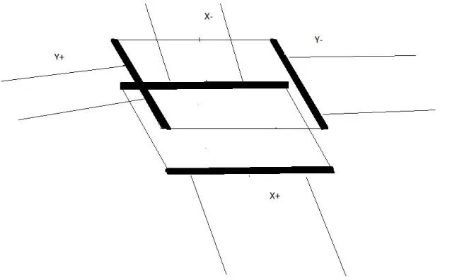 Circuito analogico a 8 fili