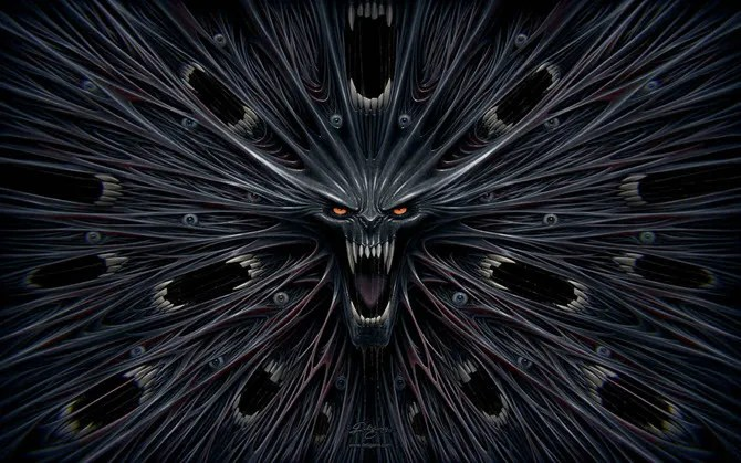 Evil Desktop Wallpaper
