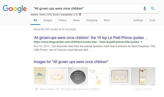Usa Google per cercare un libro