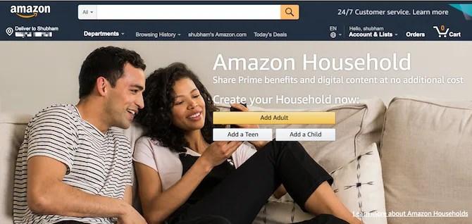 Promo di video di Amazon Prime Video