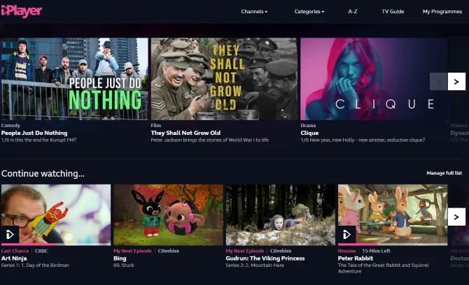 Le restrizioni della BBC iPlayer possono essere aggirate con una buona VPN