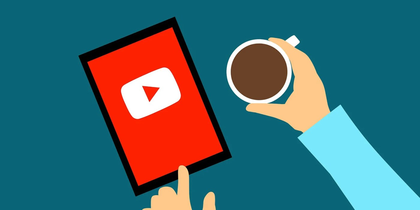 Pesquisa do YouTube