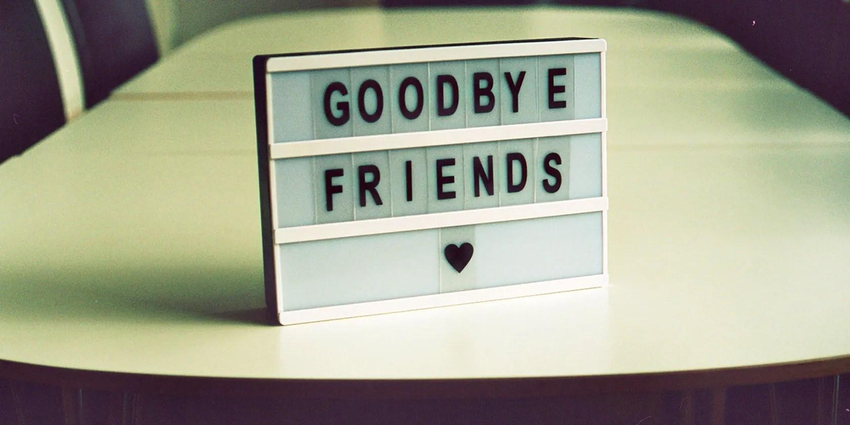 goodbye-tech