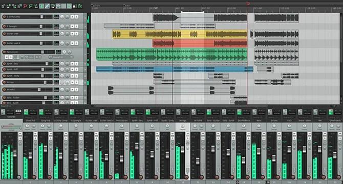 Reaper Audio Software