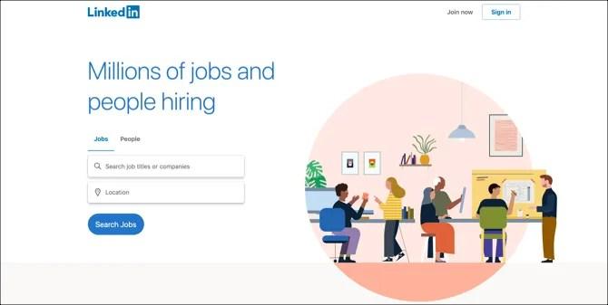 ينكدين وظائف الموقع الشهير في البحث عن عمل
