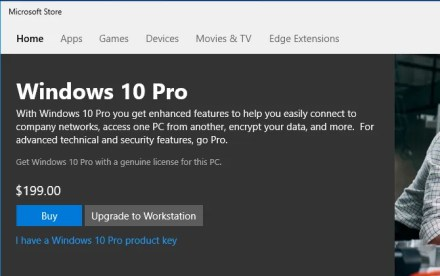 Buy Windows 10 Pro Microsoft