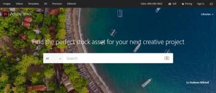 Adobe Stock Sell Photos Online