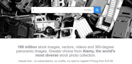 Alamy Sell Photos Online