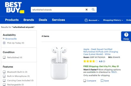 best buy airpods search store