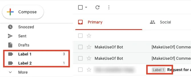 Sort by Label in Gmail