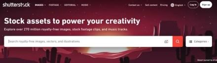 Shutterstock Sell Photos Online