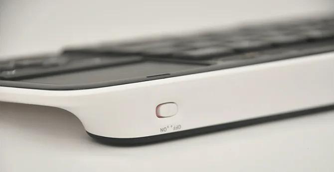 Wireless Keyboard with Switch