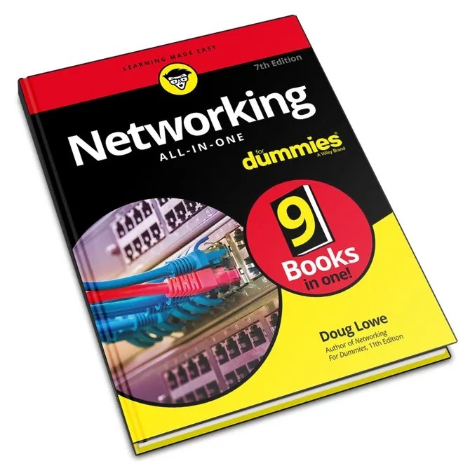 Download Networking All in One For Dummies For Free