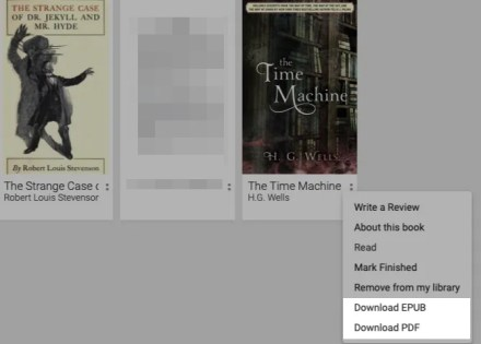 download Google Play Books to your desktop