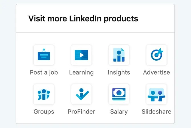 Use LinkedIn for Market Research