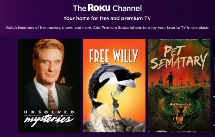 the roku channels shows