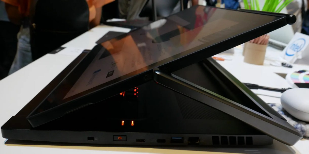 Acer ConceptD 9 Pro laptop for creators announced at IFA 2019