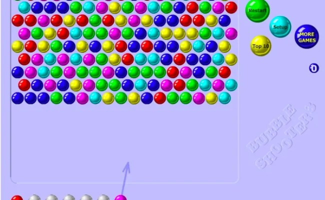 The 7 Best Bubble Shooter Games On The Web