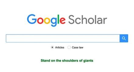 Google Scholar Home