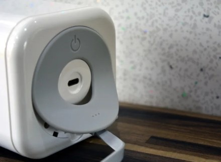 Connect the Circle Home Plus to your router via Wi-Fi or Ethernet