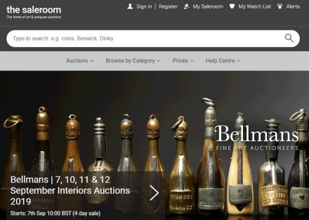 saleroom auction site