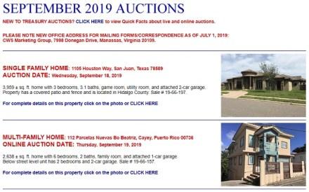 us treasury auction site