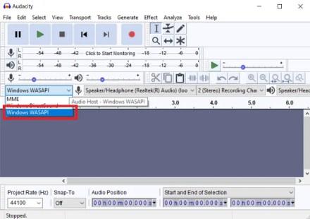 Audacity remove DRM