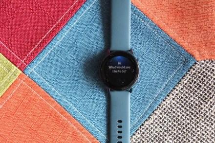 Talk to Bixby on Galaxy Watch