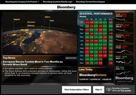 bloomberg free online tv