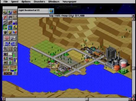 browser city builder simcity 2000
