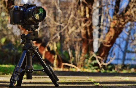 photography tips - camera tripod