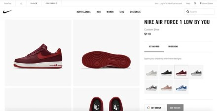 How to Make Your Own Sneakers Online by Scratch Using Nike by You