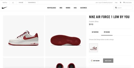 Buy Custom Sneakers Online to Match Outfit