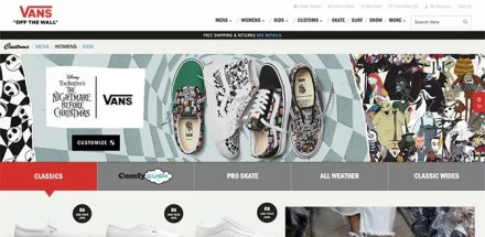 Buy Custom Van Shoes Online
