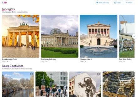Google's Touring Bird is a new sight-seeing and tourism app for detailed city guides