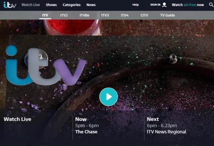 itv live tv channel