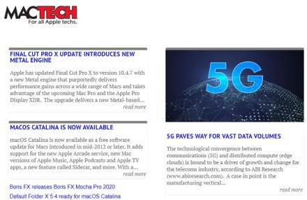 mactech apple website