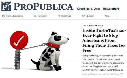 propublica best dark web site