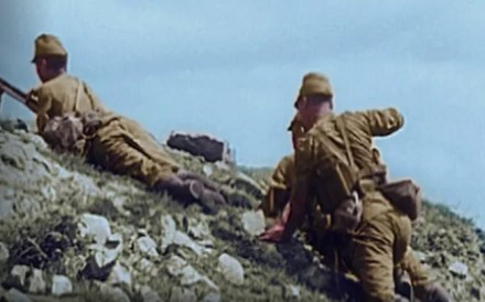best war documentaries - world war ii in colour