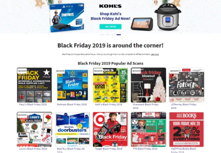 Black Friday.com: Find the Best Shopping Deals for Thanksgiving