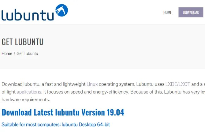Set up a Linux web server with Lubuntu
