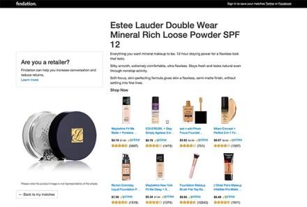 Product Details Findation